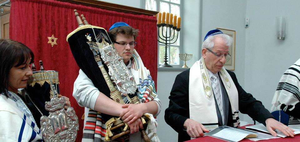 Judentum Gottesdienst